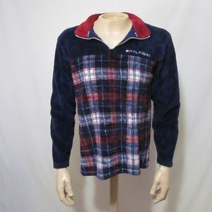Tommy Hilfiger Vintage Pullover Sweater 1/4 Zip